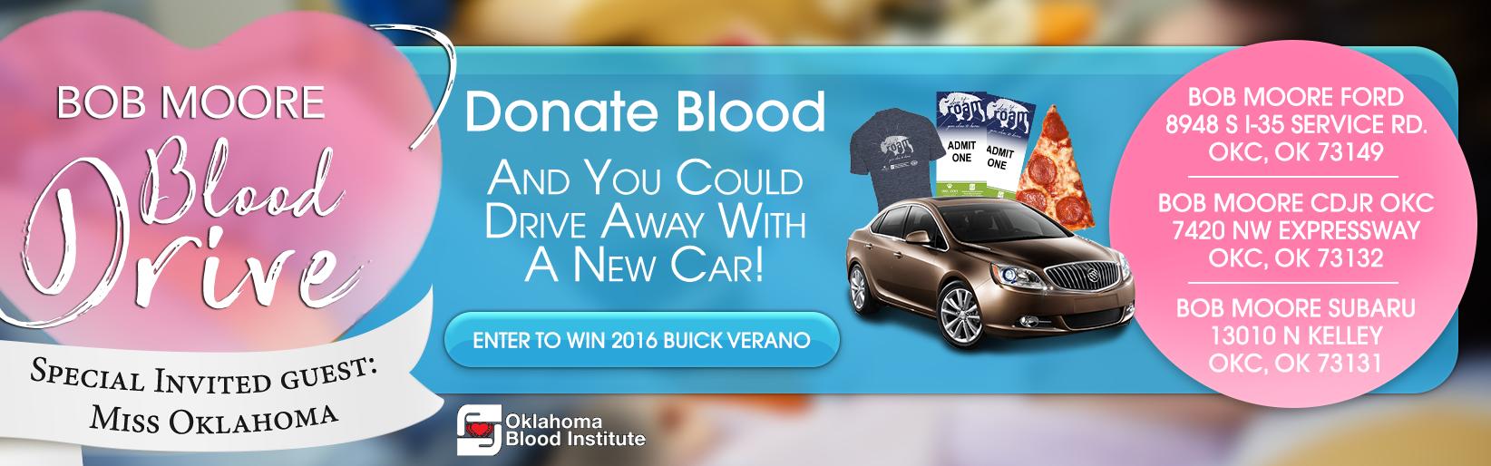2016 Buick Verano Giveaway Miss Oklahoma Oklahoma City