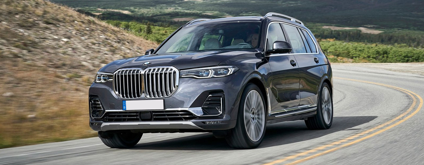 Learn more about the 2019 BMW X7 Sport Activity Vehicle at BMW of Columbia.