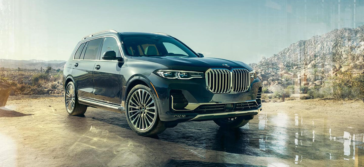 Explore the all-new 2019 BMW X7 at Hilton Head BMW