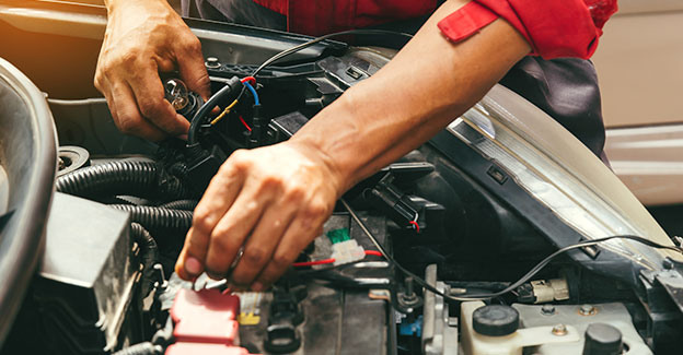 Honda Battery Service and Replacement at your preferred Honda Dealership in Uniontown, PA