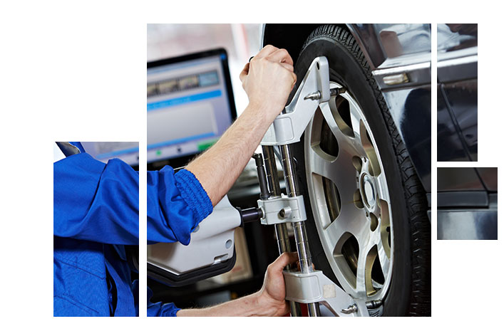 Honda Wheel and Tire Alignment Service at your preferred Honda Dealership in Uniontown, PA