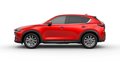 Mazda CX-5 at Werner Mazda in Manchester, NH