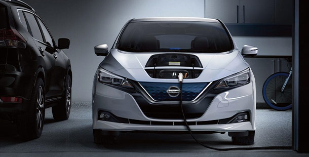 Nissan Leaf Design