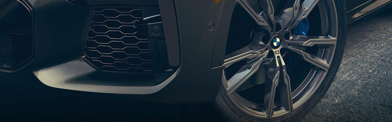 2020 BMW X6 tire