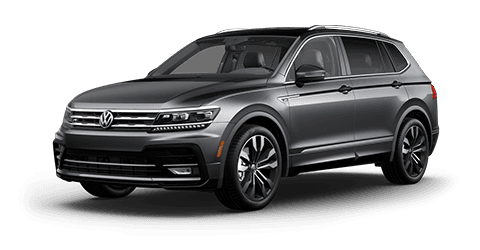 2020 Volkswagen Tiguan SEL Premium R-Line with 4MOTION®