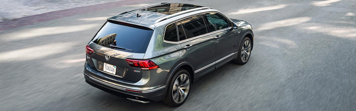 Overview of the 2020 Volkswagen Tiguan available at Volkswagen of Gainesville