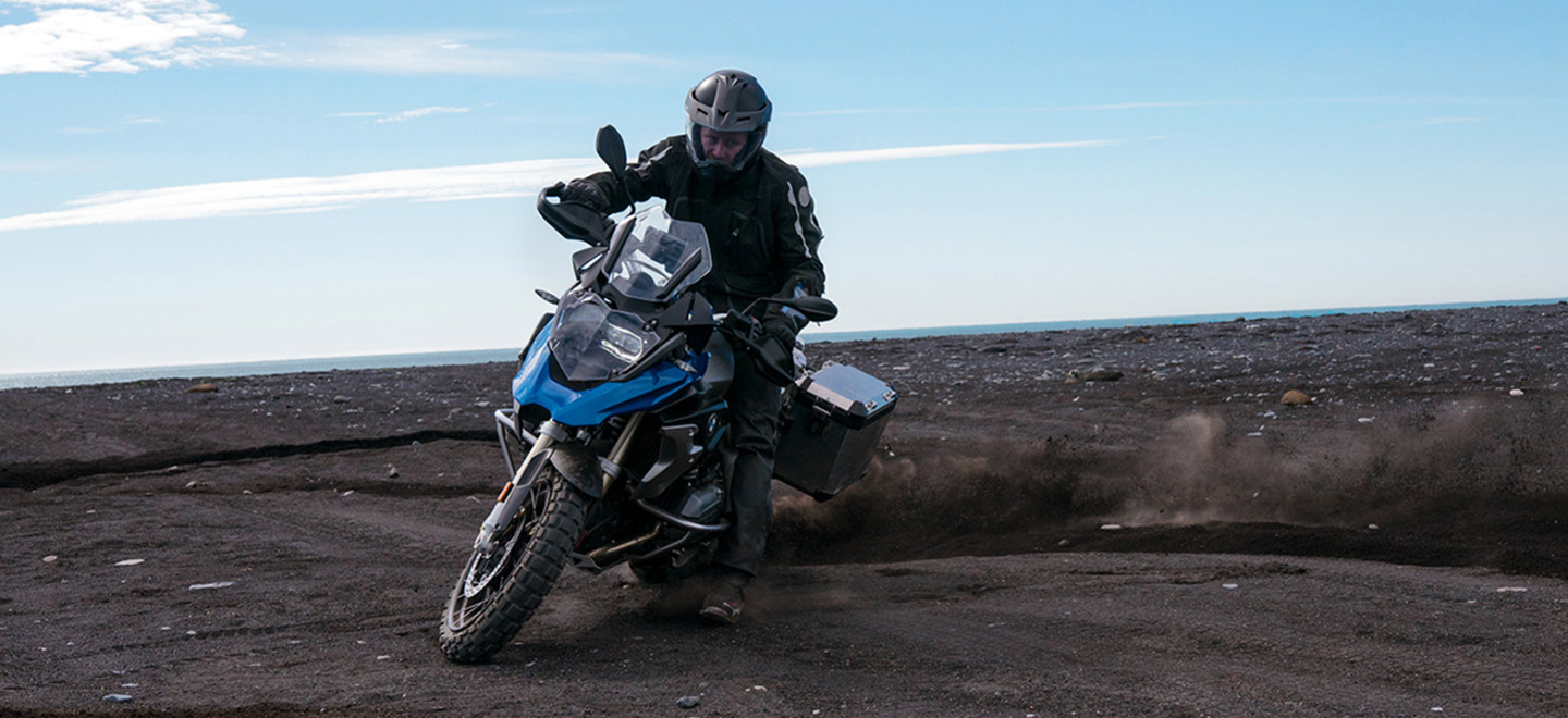 Open Road Bmw >> Ride Down The Open Road In The 2018 Bmw R 1200 Gs Cycle Werks