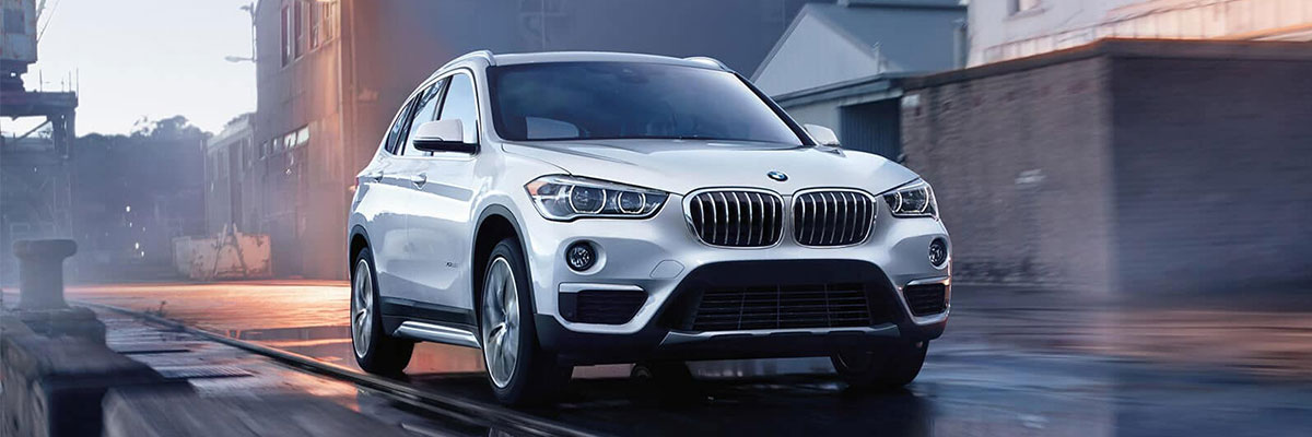 The 2018 BMW X1 is available at BMW of Columbia in Columbia, SC