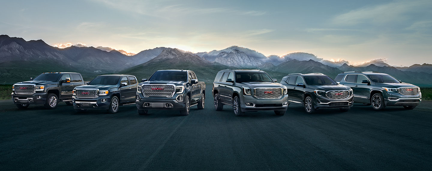 Discover And Compare All Of The GMC Denali Models