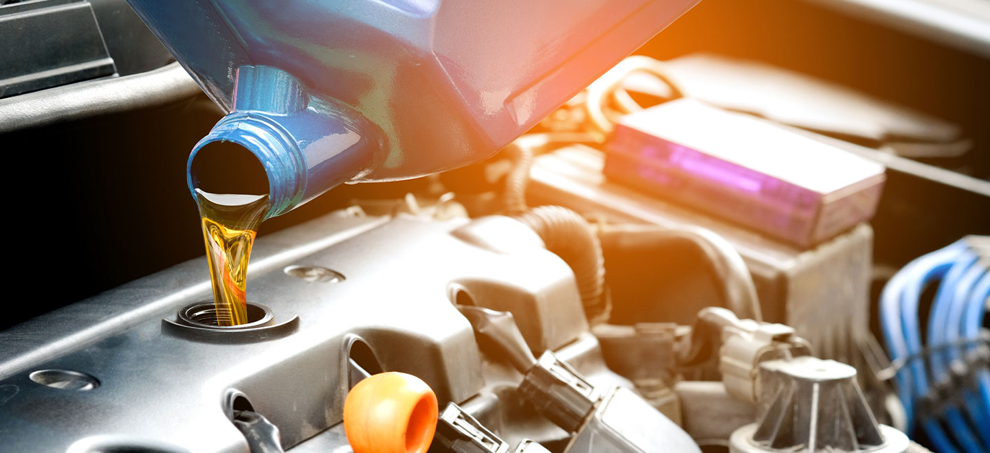 Reliable Oil Change Service offered at Wright Honda in Uniontown, PA.