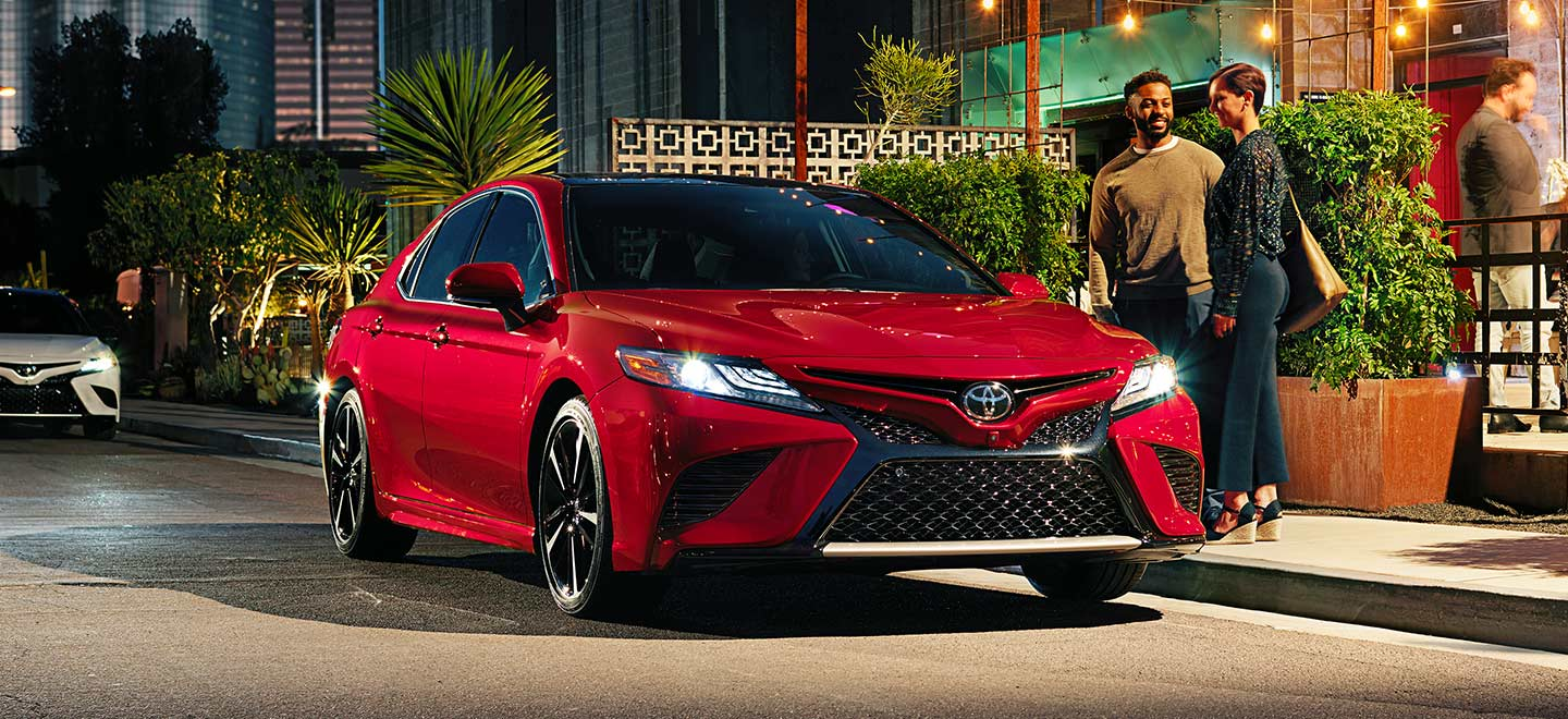 Compare the 2019 Toyota Camry to the 2019 Nissan Altima at our Toyota dealership in Atlanta, GA.