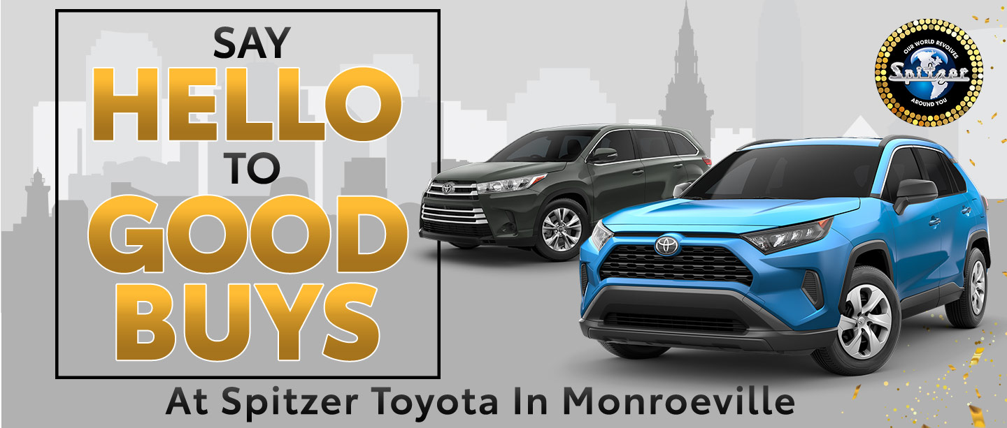 The Ball is dropping on 2020 at Spitzer Toyota in Monroeville