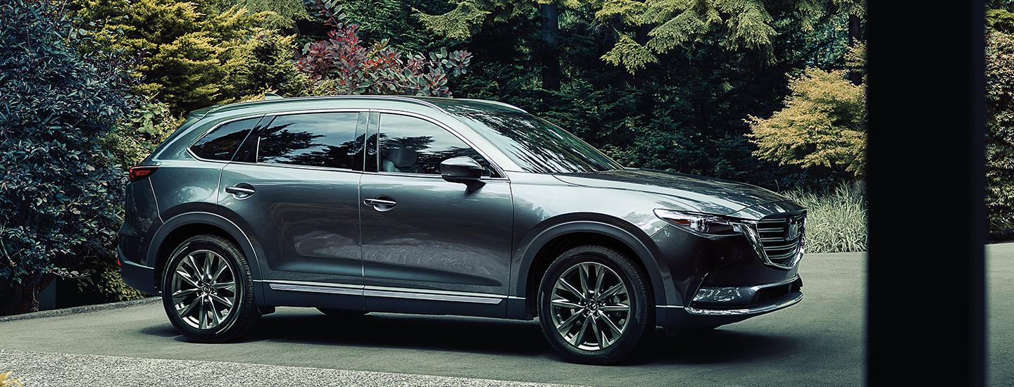 2020 Mazda Cx 9 Spy Shoot