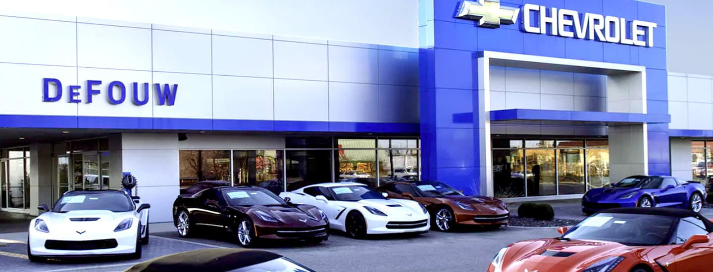 DeFOUW Automotive offers new and used cars in Lafayette, IN.