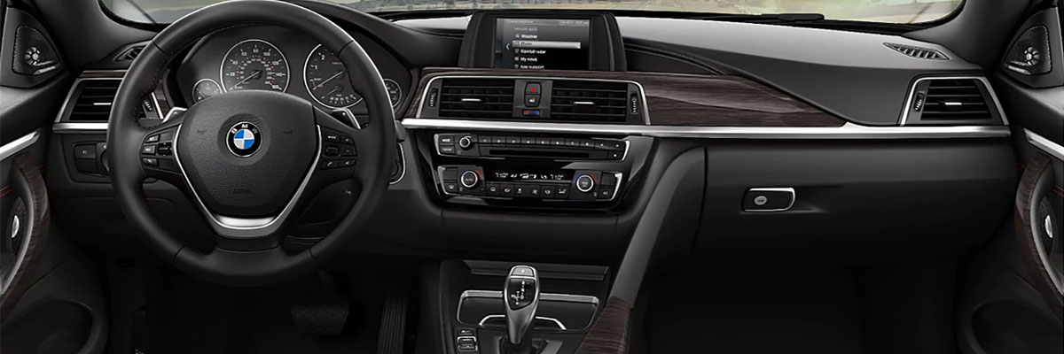 Safety features and interior of the 2018 BMW 4 Series - available at BMW of Columbia near Lexington and Irmo, SC