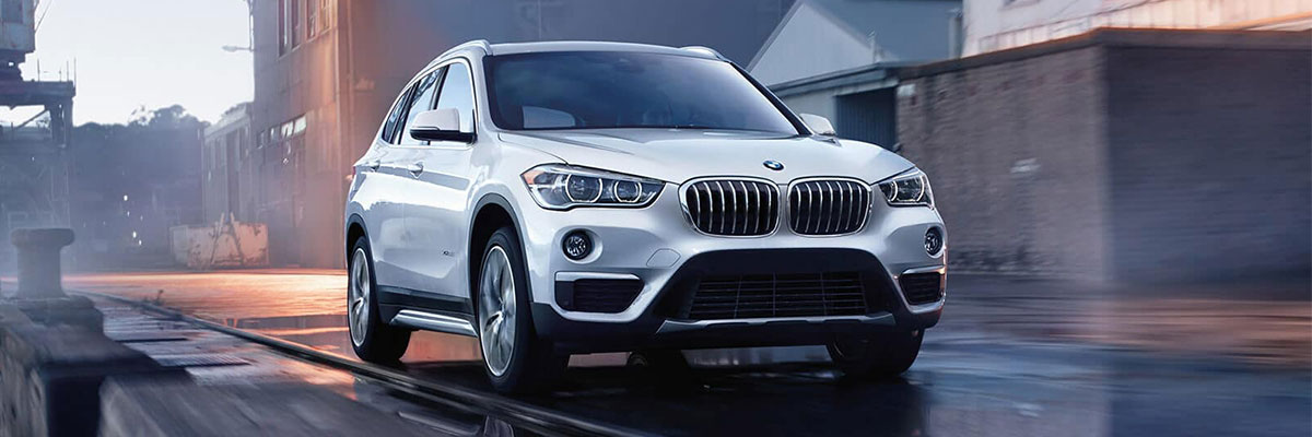 The 2018 BMW X1 is available at Hilton Head BMW near Savannah, GA
