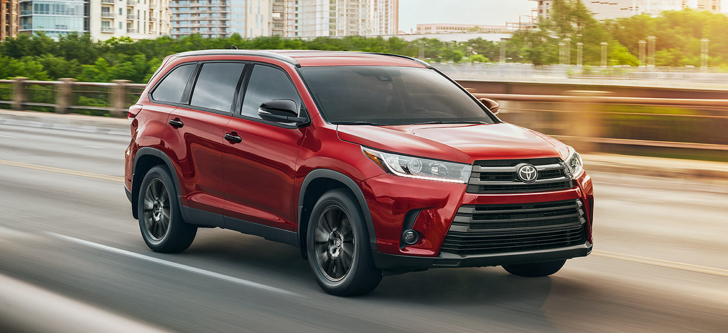 What S In The Nightshade Edition For The 2019 Toyota 4runner