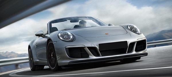 New 2018 Porsche 911 Carrera