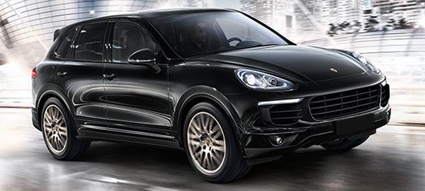 New 2017 Porsche Cayenne Model