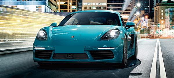 New 2018 Porsche Cayman