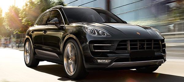 New 2017 Porsche Macan Model