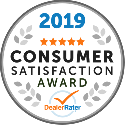 2019 Customer Satisfaction