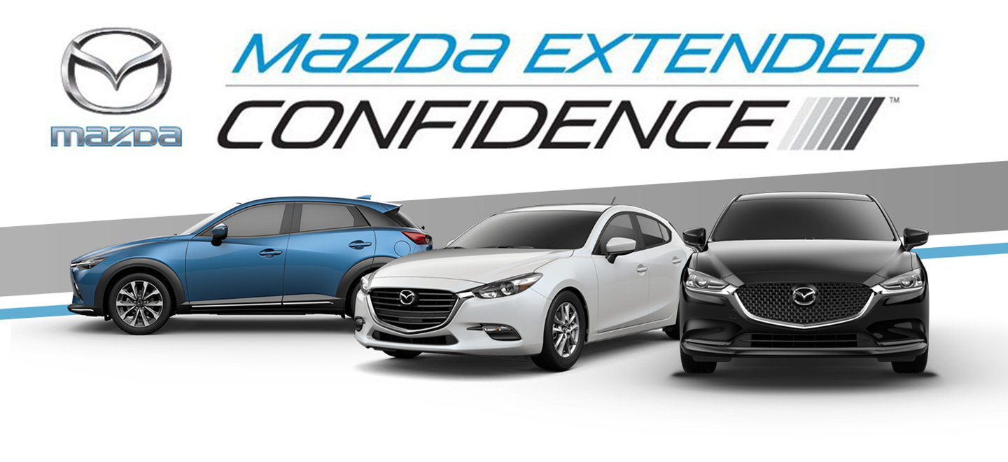 Mazda Extended Confidence available at Werner Mazda in Manchester, NH