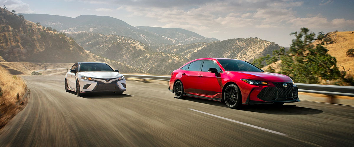 Learn more about the upcoming 2020 Toyota Camry TRD at Rivertown Toyota in Columbus, GA.