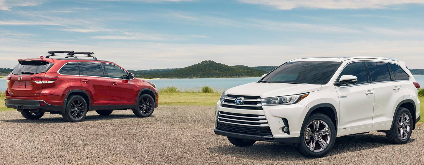 Learn more about the safety features of the 2019 Toyota Highlander at our Toyota dealership near Chester, SC.