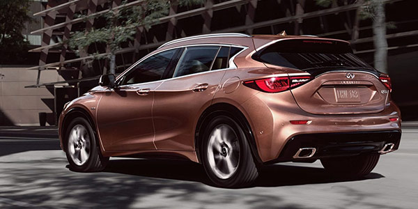 INFINITI QX30 Performance