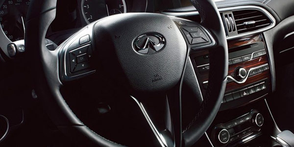 INFINITI QX30 Technology
