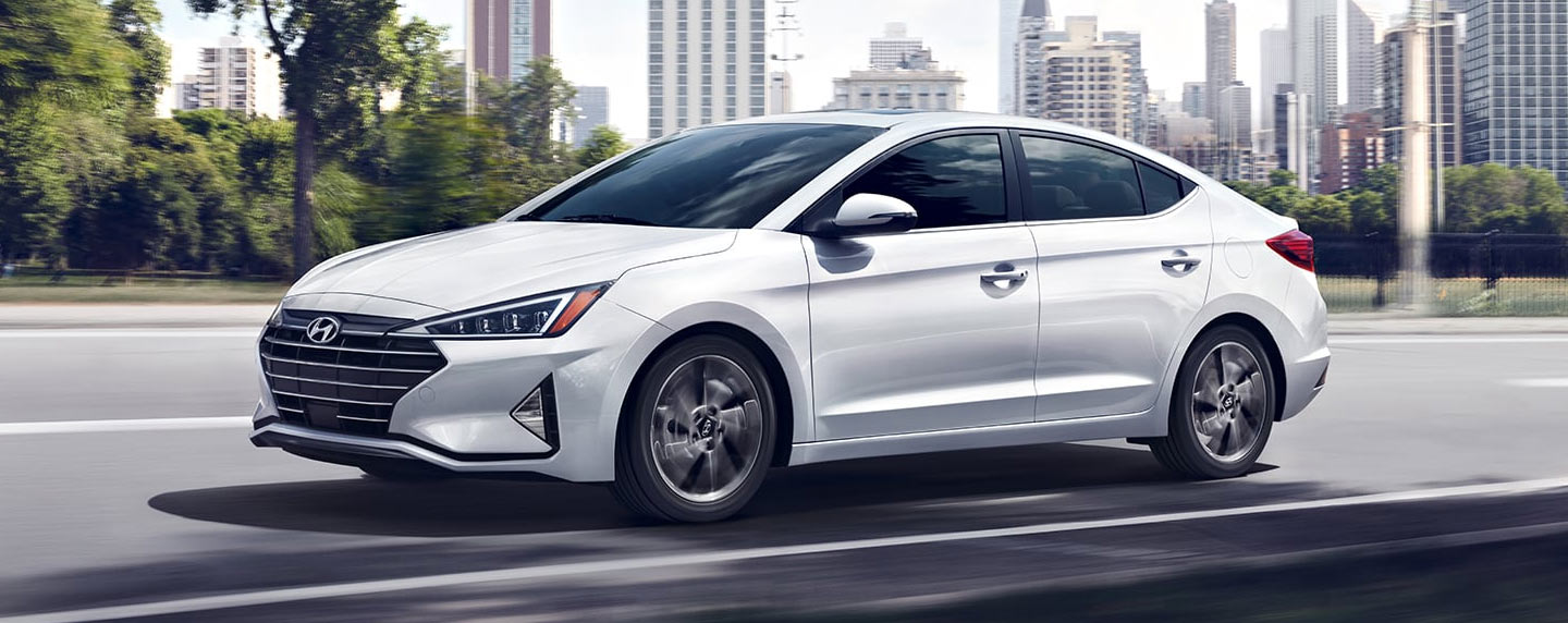 The 2019 Hyundai Elantra for sale at Lithia Hyundai of Reno