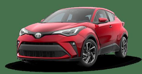 Toyota C-HR Limited