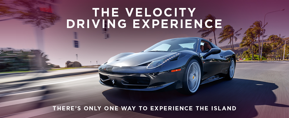 Velocity Driving Experience Luxury Exotic Rentals In Hawaii An
