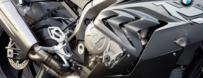 BMW S 1000 R detail