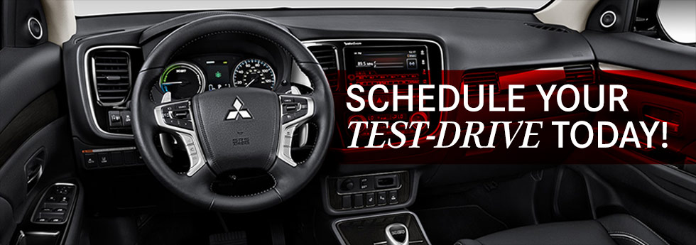 Gainesville Mitsubishi Schedule Your Test-Drive Today
