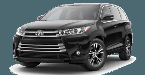 Toyota Highlander LE Plus