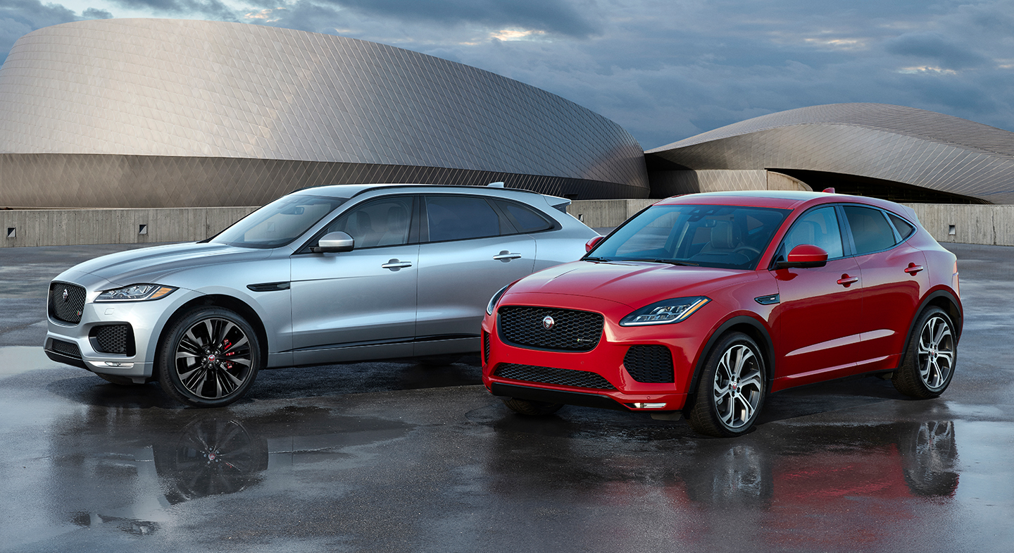 The 2019 Jaguar F-pace is available at our Jaguar dealership in Ocala, FL.