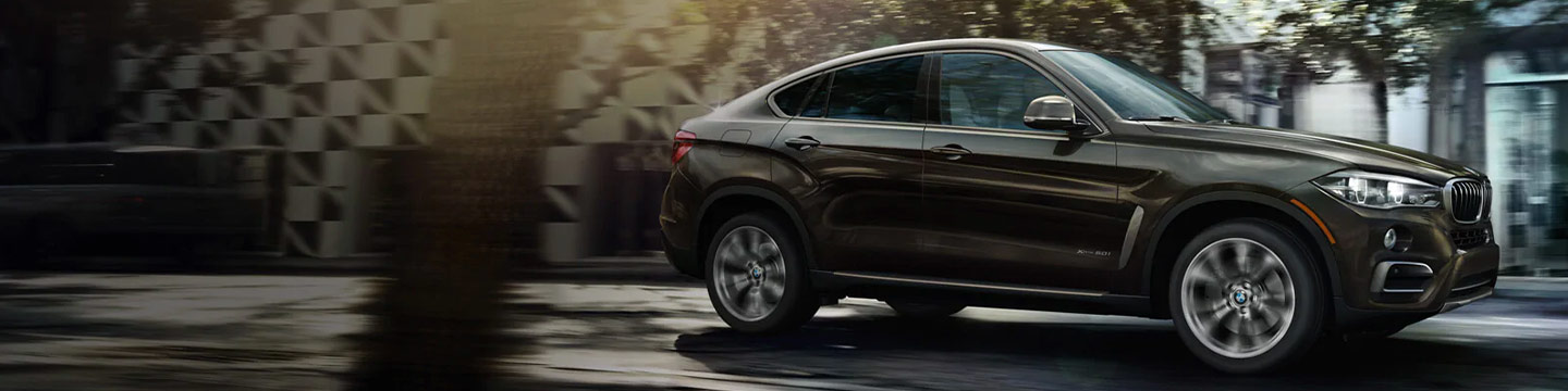 BMW X6 Keeing you safe