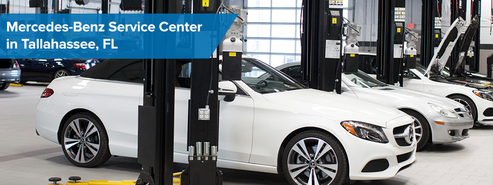 Mercedes Benz Service Center Tallahassee