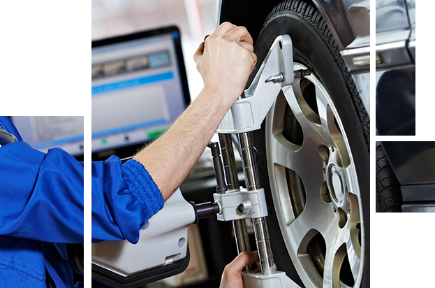 Mazda Wheel and Tire Alignment Service at your preferred Mazda Dealer in Manchester, NH