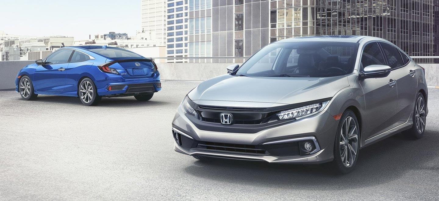 Key Features of the 2019 Honda Civic | Wright Honda in