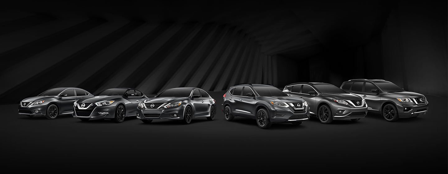 Image of Nissan vehicles available at our Oklahoma City car dealership, Bob Moore  Nissan.