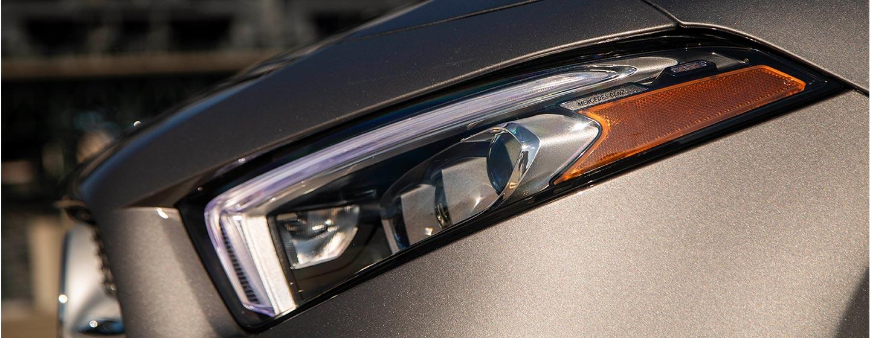 2019 Mercedes A-Class headlights