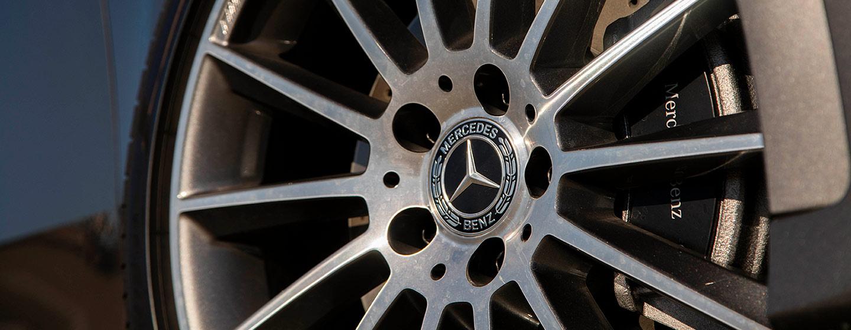 2019 Mercedes A-Class wheel view