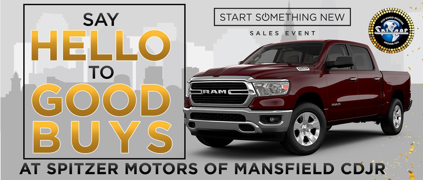 Spitzer Motors of Mansfield CDJR Savings
