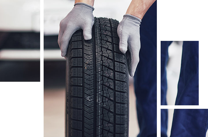 Jaguar Tire Service and Replacement at your local Jaguar Dealership in Ocala, FL