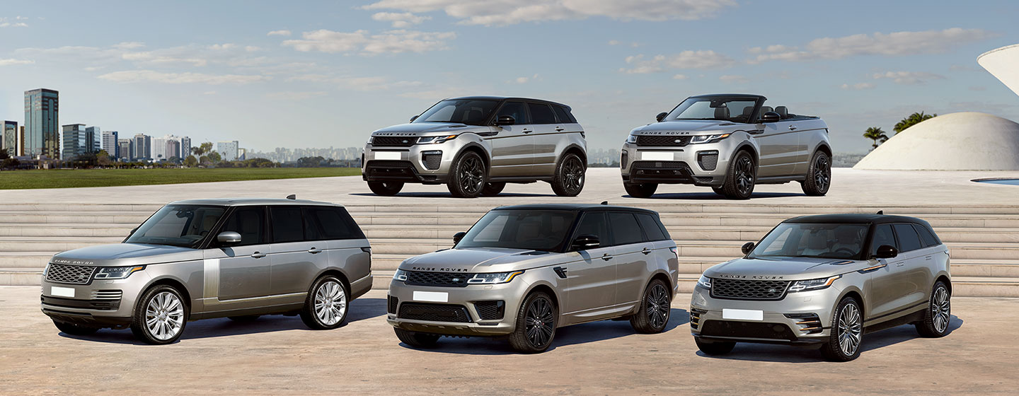 Our Land Rover dealership offers the new vehicles in St. Petersburg, FL