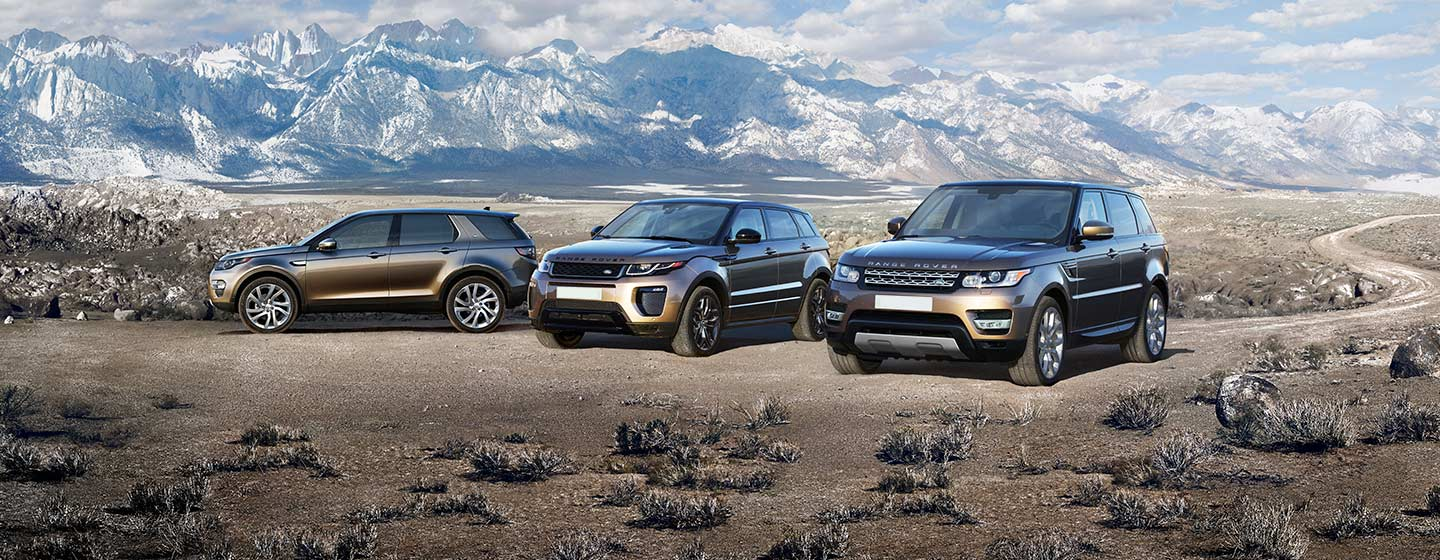 Land Rover St. Petersburg offers used cars