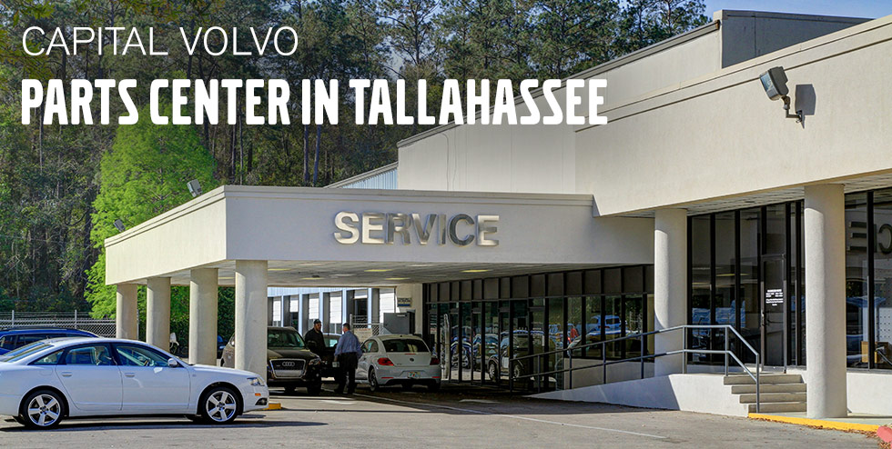 Capital Volvo Auto Parts Center in Tallahassee serving Panama City